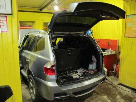 Автомобиль в ремонте