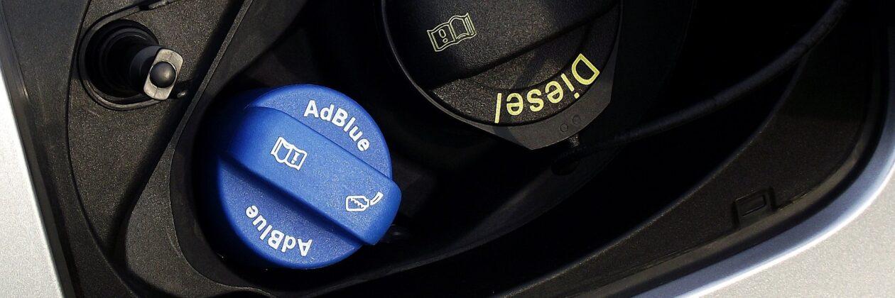 отключить систему AdBlue/SCR